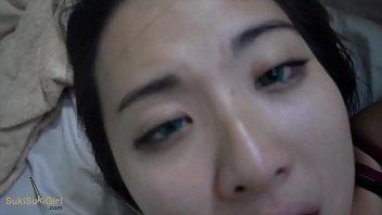 วัยรุ่นสาวญี่ปุ่นหน้าสวยหุ่นอวบโดนแฟนหนุ่มชาวต่างชาติควยโตจัดหนักเย็ดหีท่ายากถึงกับร้องลั่นห้อง