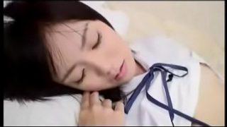 ดูหนังโป๊นักเรียนสาวญี่ปุ่นหน้าสวยหุ่นแซ่บเวอร์นอนเย็ดกับแฟนหนุ่มหลังเลิกเรียนโดนจัดหนักคาชุด