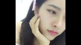 หลุดนางแบบสาวไทยสวยโครตๆไปเลยไลฟ์สดโชว์ของดีลงในกลุ่มลับ